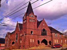 McKeesport was once a major, bustling city, with a population of over 50,000 people. It was the second largest city in Allegheny County, be...