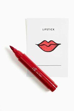 E.L.F. Essential Lip Stain - Crimson Crush