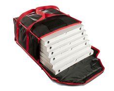 BPC01 Borsa termica per pizza 35x35x20h cm per 6 cartoni pizza Pizza