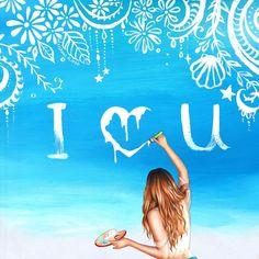 I ❤️ U ~ Kristina Webb~