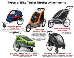 Bike Trailer Comparison Chart. Instep Sync 83 dollars for single on amazon and schwinn trailblazer 130 dollars for single on amazon. Don't use until child is at least 12 months old. Check about backup hitch to keep the trailer upright. Test ride with a sack of potatoes.
