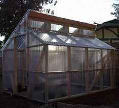 1 greenhouse shed plans free free outdoor storage shed Diy Greenhouse Plans, Greenhouse Supplies, Build A Greenhouse, Greenhouse Growing, Greenhouse Wedding, Porch Greenhouse, Homemade Greenhouse, Cheap Greenhouse, Aquaponics System