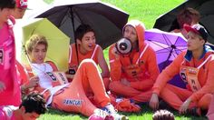 130903 XIUMIN with umbrella