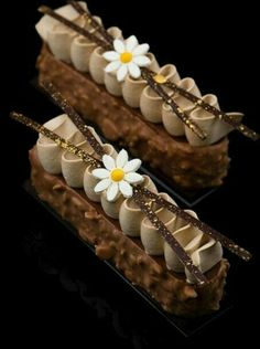ideas chocolate desserts plated patisserie for 2019