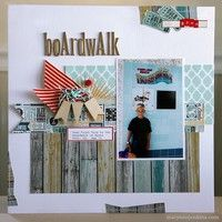 A Project by Mary Ann Jenkins from our Scrapbooking Gallery originally submitted 03/15/12 at 10:22 AM