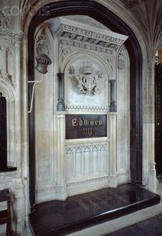 Tomb of Edward IV would love to visit here one day.