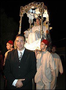Arabic Wedding Tradition