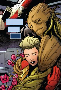 """Guardians of the Galaxy #11 (2016)  """"written by Brian Michael Bendis  art by Valerio Schiti & Richard Isanove  """""""