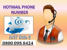 Just contact us hotmail phone number toll free any hotmail issues like, error, change password, add contact, reset account, re create new account, recover hotmail account. Just dial a number @0800-098-8424