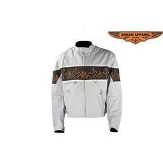 Men's Light Textile Motorcycle Jacket