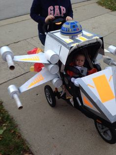 X-wing stroller                                                                                                                                                                                 More