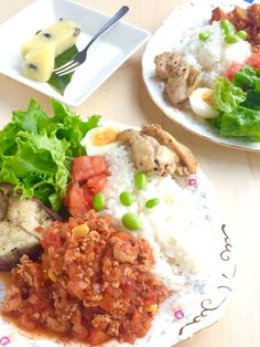 今日のなかむ珈琲は、茄子とカボチャ、鶏肉ボロネーゼ丼。 金時ようかんは無料でーす\(^o^)/ 4時までです! #cflat #cafe #OSAKA #shinsaibashi #心斎橋 #南船場 #カフェ #英会話