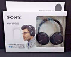 Sony MDR-ZX780DC Wireless Noise Canceling Stereo Headphones