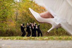 Hochzeitsbilder Schuhe