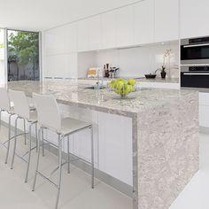 30 Best Modern Kitchen images | Cambria countertops, Kitchen ...