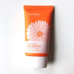 Calendula Non-Nano UV Protection - physical broad-spectrum sunscreen, safe for babies and pregnant women