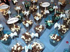 Festa, Sabor & Decoração: Brigadeiro de colher