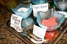 """Edible potions--recipes and """"ingredients"""" lists included"""