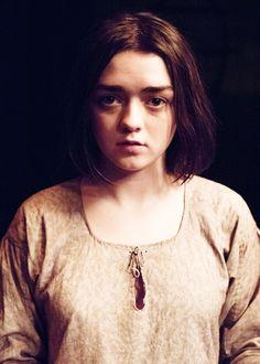 Arya Stark  Season 5 Episode 10 (x)