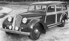 1950 Hotchkiss 13CV