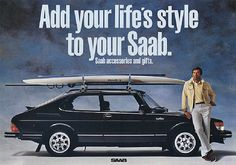I miss Saabs. I really do. I hate that GM bought it a ran the brand into the ground.