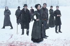 """We all have our demons"" – Penny Dreadful"