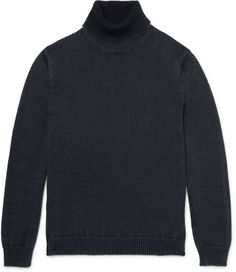 Massimo Alba Slim-Fit Cashmere Rollneck Sweater