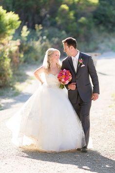 Picchetti Winery Wedding Photographer - Cupertino CA - Bride and Groom portraits by TréCreative Film&Photo http://trecreative.com/