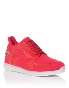 "PHILIPP PLEIN RUNNER ""RUN AWAY"". #philippplein #shoes #"