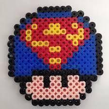 Resultado de imagen para icono de superman pixel art