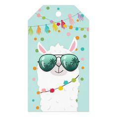 Llama Rama Thank You Favor Tags Birthday Fiesta Thank You Gifts, Thank You Cards, Eid Stickers, Llama Birthday, Unicorn Art, Gift Labels, Custom Ribbon, Old Newspaper, Its My Bday