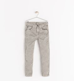 Dylan ZARA - KIDS - SLIM 5-POCKET TROUSERS