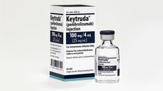 Back in November, Merck & Co. said its immuno-oncology star, Keytruda, had topped chemo at lengthening the lives of some esophageal cancer patients. Monday, it showed that the win was a sizable one. Kidney Cancer, Prostate Cancer, Breast Cancer, Types Of Tumors, Cancer Research Uk, Cancer Sign, Drugs