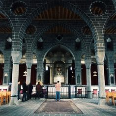 Armenian church in Diyarbakir, Turkey.   http://katrinkaabroad.com/2015/05/23/reconsidering-diyarbakir/