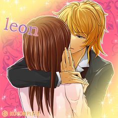 The next target to remember is Leon.I hear his an angel