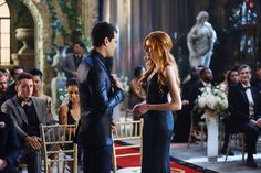 """Malec"" - Clary and Simon Shadowhunters Tv Show, Shadowhunters The Mortal Instruments, Katherine Mcnamara, Clary And Simon, Alberto Rosende, Simon Lewis, Abc Family, City Of Bones, Tumblr"