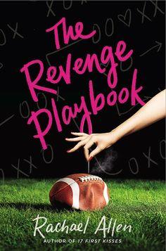 The Revenge Playbook by Rachel Allen