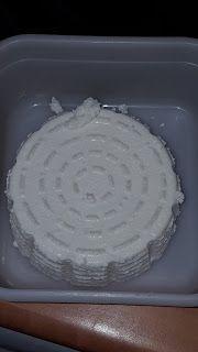 Al Rico Plato: Queso fresco (Lékué) Queso Fresco, Cake, Desserts, Food, Microwaves, Easy Recipes, Dishes, Tailgate Desserts, Deserts