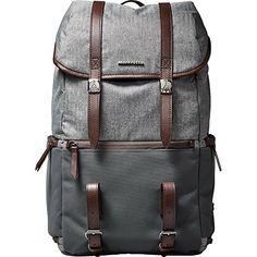 Manfrotto Windsor Backpack for DSLR Camera - Black