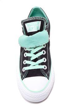 Converse | Double Tongue Oxford Sneaker