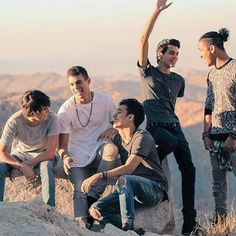 The boys ❤️ Memes Cnco, Funny Video Memes, James Arthur, I Love You All, Love Of My Life, My Love, Ricky Martin, Little Mix, Cnco Richard