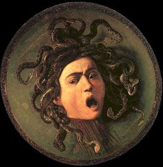 Caravaggio · Medusa Gorgona