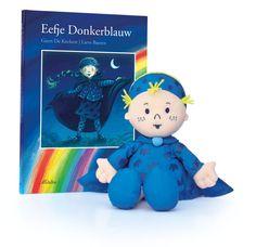 Eefje+Donkerblauw+boek+++pop+-+