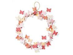 Butterfly DIY Wreath