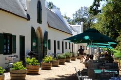 Groote Constantia wine estate