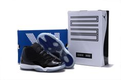 new style 9cd06 d6bdb Get your 2012 Air Jordan 11 Shoes Black Blue from Air Jordan Retro Outlet  online.