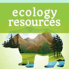Resources, lessons, ideas and products for teaching ecology - middle school life science or high school biology.