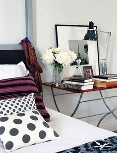 Eclectic Mix | Madrid #Bedroom #home