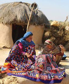 Wonderful Pakistani hand made art. Ethnic traditional textiles, handicrafts.
