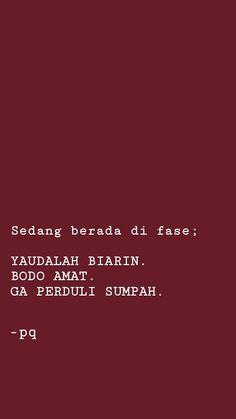 Quotes Lucu, Quotes Galau, Muslim Quotes, Islamic Quotes, Tumblr Quotes, Love Quotes, Study Motivation Quotes, Quotes Indonesia, Positive Mind